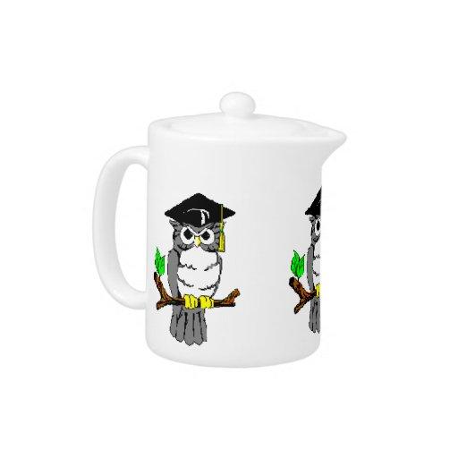 Búho de la graduación