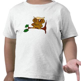 Búho de Olly Camiseta