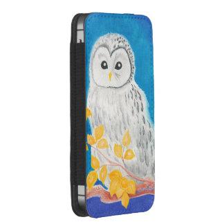 Búho de Ural Bolsillo Para iPhone