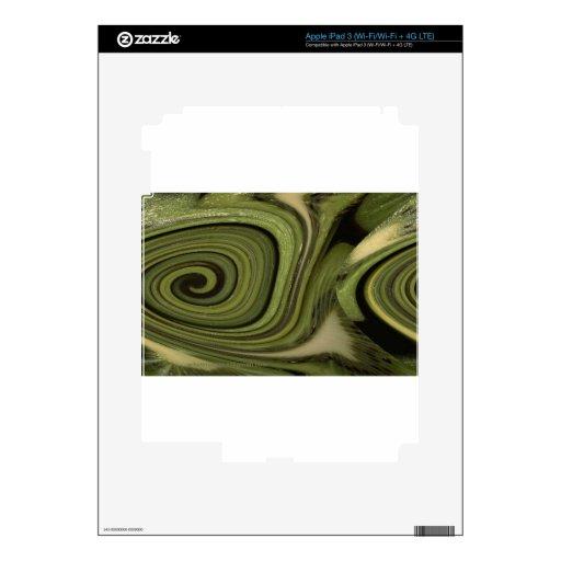 búho del kiwi iPad 3 skins