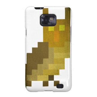 Búho del pixel samsung galaxy s2 carcasa