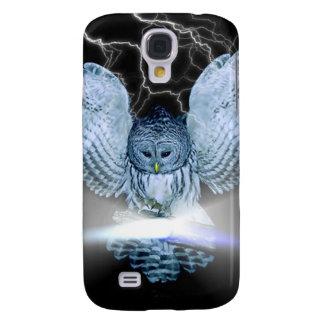 BÚHO en la OSCURIDAD Samsung Galaxy S4 Cover