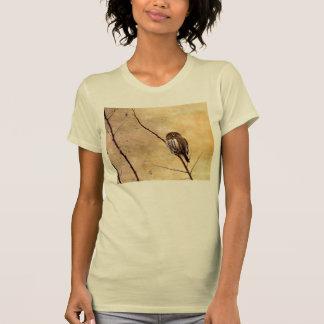 Búho enano septentrional camisetas