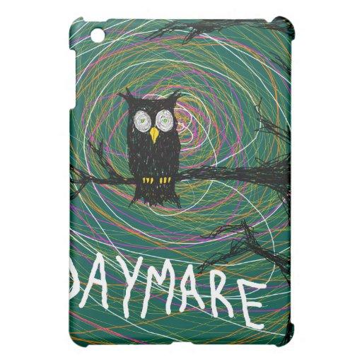 Búho fantasmagórico de Daymare iPad Mini Cárcasas