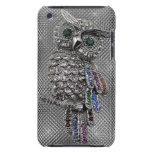 búho lindo bling iPod Case-Mate cárcasas