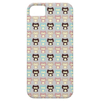 búho lindo funda para iPhone 5 barely there