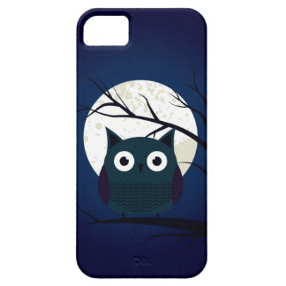 Búho lindo funda para iPhone SE/5/5s