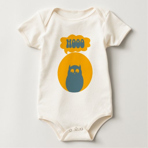 Búho Mameluco De Bebé