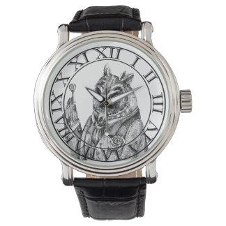 Búho místico - tome esta llave reloj