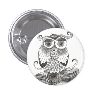 buho - owl pins