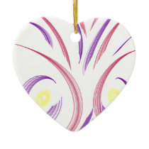 Buho.png Ceramic Ornament