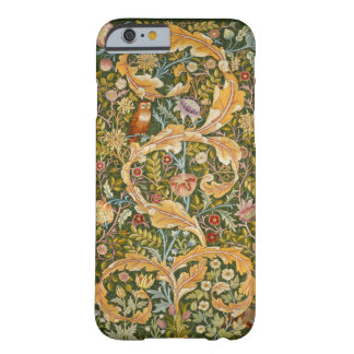 Búho y Acanthus Funda Barely There iPhone 6