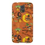 Búhos 2 de Halloween Carcasa De Galaxy S5