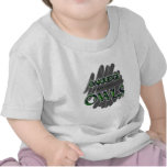 Búhos de la escuela de la Oak Ridge - Arlington, T Camisetas