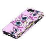 búhos iPhone 5 Case-Mate fundas