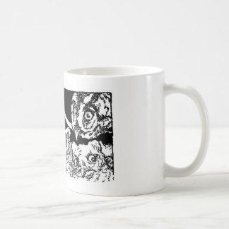 Búhos Tazas De Café
