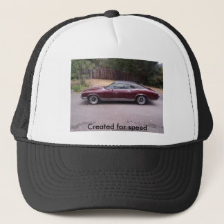 Buick 005, Created for speed Trucker Hat