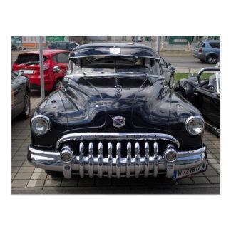 Buick 1950 Super Eight Postcard