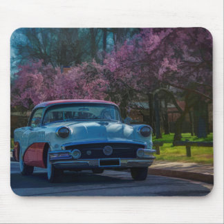 Buick 1956 mouse pad