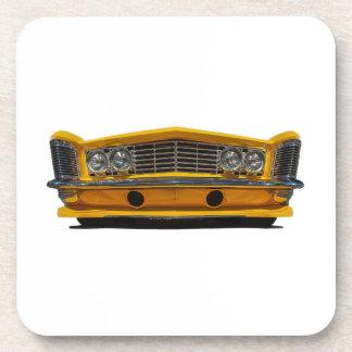 Buick amarillo posavasos