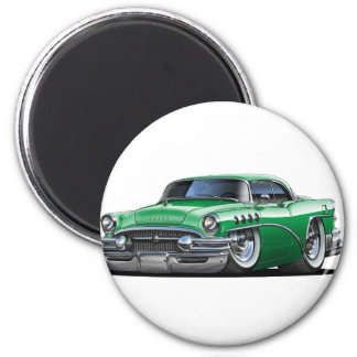 Buick Century Green Car Magnet