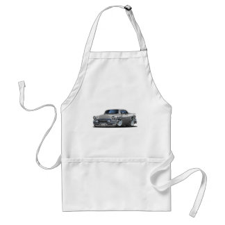 Buick Century Silver Car Adult Apron
