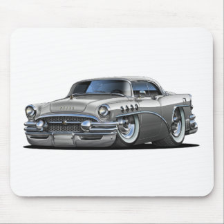 Buick Century Silver Car Mouse Pad