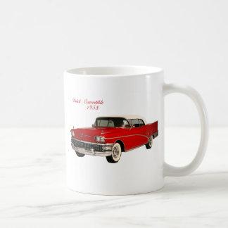 Buick Convertible 1958 Coffee Mug