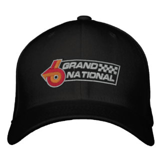 Buick Grand National Embroidered Baseball Cap