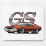 Buick GS_brown Mouse Pads