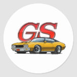 Buick_GS_Gold VB Etiqueta Redonda