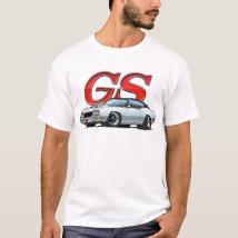 Buick GS_White VB T-Shirt