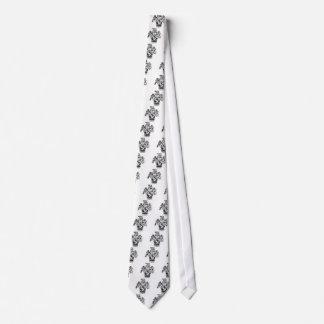 Buick NailHead Neck Tie