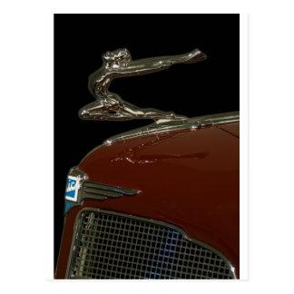 Buick. Postcard