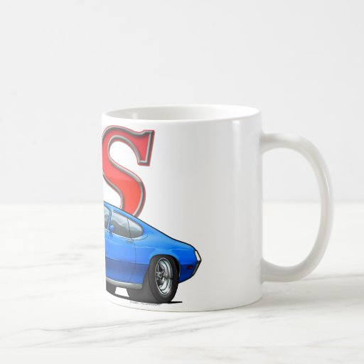 BuickGS_blue Classic White Coffee Mug