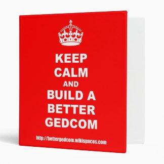 Build A Better GEDCOM Binder