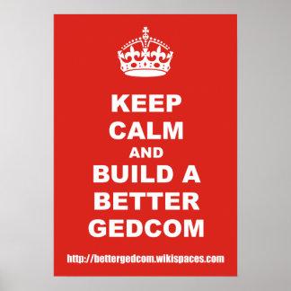 Build A Better GEDCOM Poster