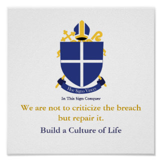 Build a Culture of Life - Poster