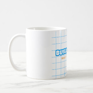 Build a Game is ready to keep your gaming going! Coffee Mug