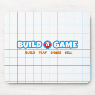 Build a Game Mouse Pad