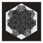 Build A Poster Snowflake Generator-ITS ALIVE!