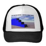 Build A Real Wall Trucker Hat