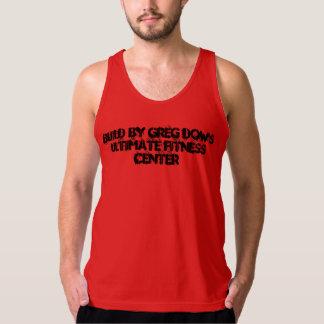 Build by Greg Dow's U.F.C., Men's T-Shirt