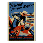 Build for your Navy Card