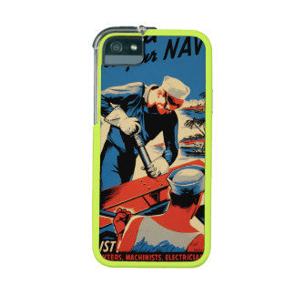 Build for your Navy! Cover For iPhone 5/5S