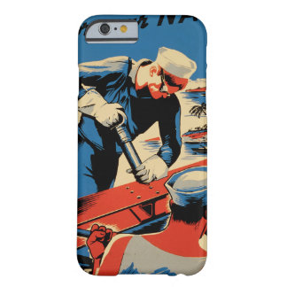 Build for your Navy! Barely There iPhone 6 Case