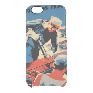 Build for your Navy! Uncommon Clearly™ Deflector iPhone 6 Case