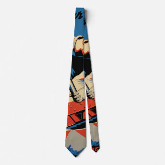 Build for your Navy! Neck Tie