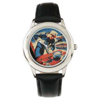 Build for your Navy! Wrist Watch