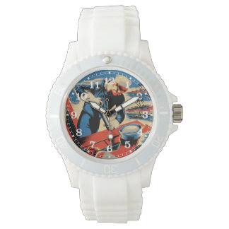 Build for your Navy! Wrist Watches